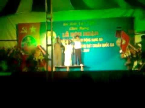 Hoạt cảnh (Lý Tự Trọng, Võ Thị Sáu, Nguyễn Văn Trỗi) THCS Thái Nguyên 2011-2012