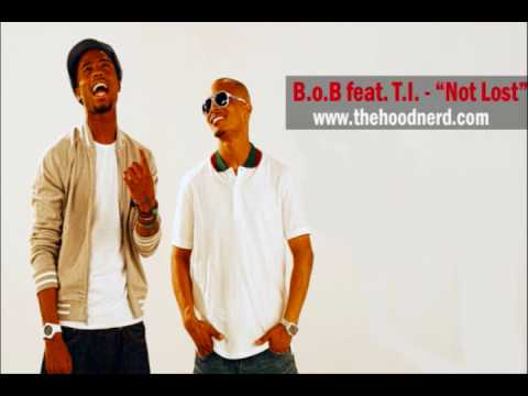 B.o.B. feat T.I. - Not Lost  (Coldplay