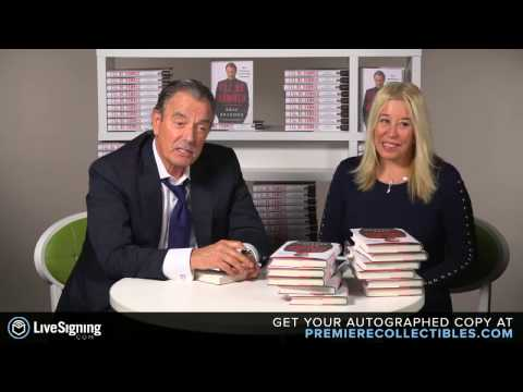 """Eric Braeden Book Signing & Interview 