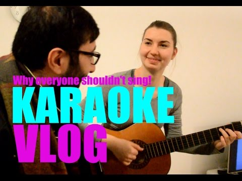 Karaoke Vlog | An inspiration to non singers