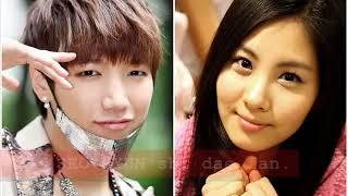 Seohyun's celebrity fanboys  [Full]