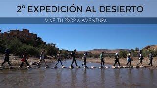 2º EXPEDICIÓN AL DESIERTO | TRAILER OFICIAL