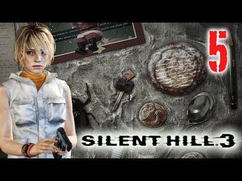 Stanley Coleman Is Watching - Silent Hill 3 Part 5