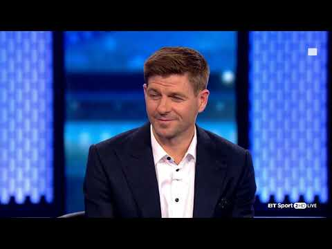 """""""I've held positive talks."""" Steven Gerrard discusses the vacant managerial position at Rangers"""
