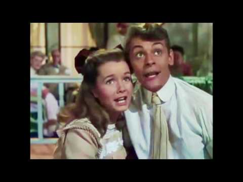 DEBBIE REYNOLDS  CARLETON CARPENTER  Aba Daba Honeymoon