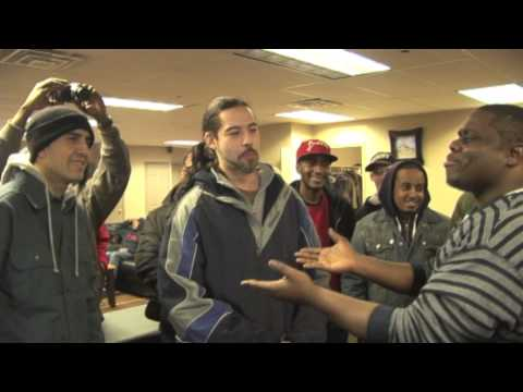 The Counselor Presents 16 Bars Rap Battle League  - PEP & BLACK INC VS PAULINO & SMILEDINI