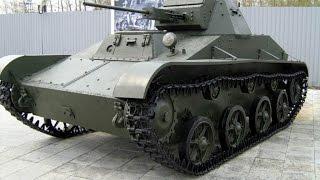 "танк ""Т-60"" под Волгоградом"