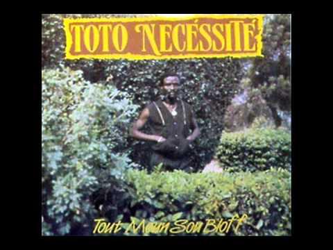 Toto Necessite - Langue
