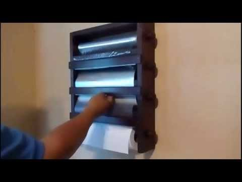 Kitchen Multi Paper Dispenser
