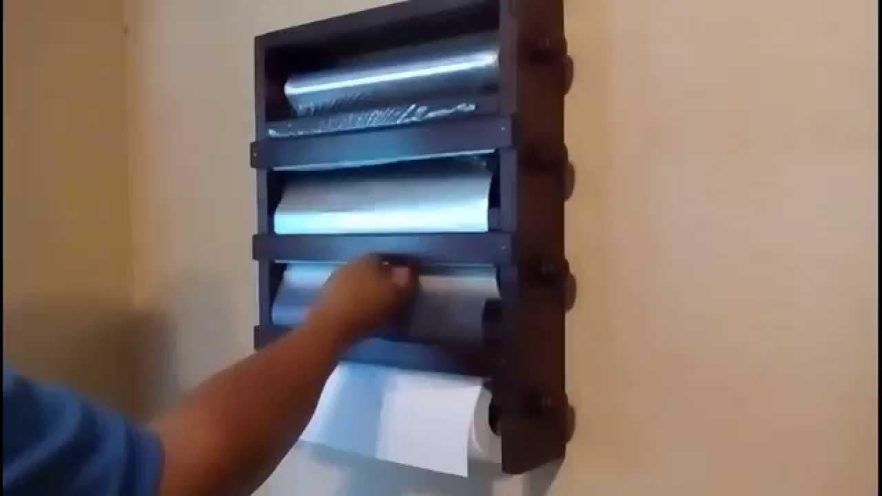 speed racks for kitchen equipment used multi paper dispenser youtube