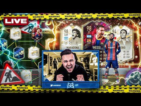 FIFA 21: ELITE FUT CHAMPIONS TOTS REWARDS 😍 ICON Pack + Team Bau 🔥