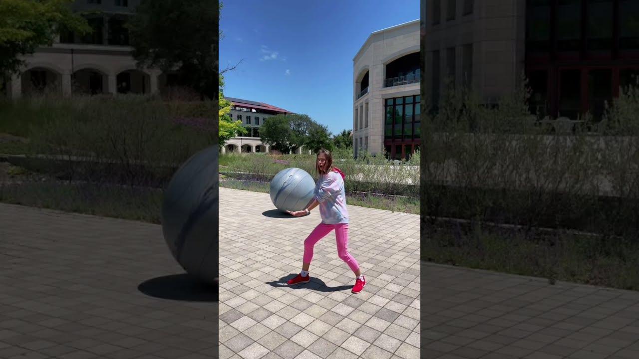 Funny Illusion | Shorts TikTok video by Anna Kova
