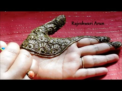 Simple Easy Henna Mehndi Designs For Hands Mehndni Designs For