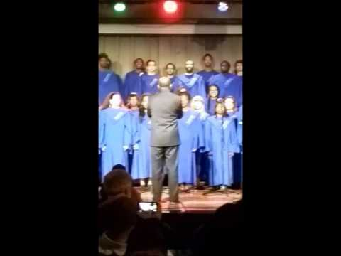 Jim Palmore   Hear Our Prayer   Columbia College 4 2015