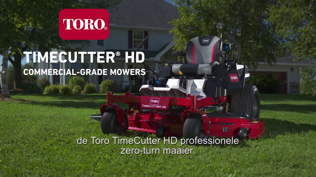 Toro MyRIDE® TimeCutter® HD 54