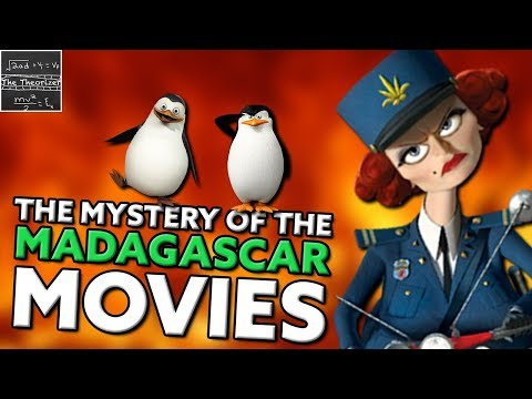Madagascar: The Mind Blowing Conspiracy [Theory]