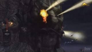 Lair PlayStation 3 Gameplay - Night Battle (HD)