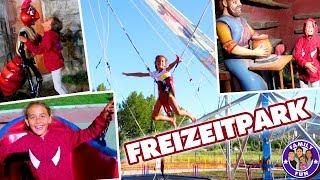 NACHTS ACTION im FREIZEITPARK - Family Fun