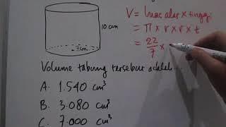 Kumpulan Contoh Soal: Cara Mengerjakan Soal Matematika ...