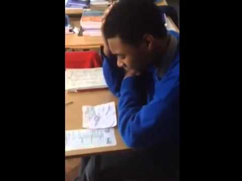 UNHAPPY BLACK STUDENT IN DUBLIN,SINGS ROYALS PARODY
