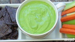 Appetizer Recipes - How to Make Avocado Spinach Dip