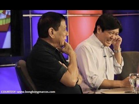 Sen. Marcos, gumawa ng tula para kay Duterte