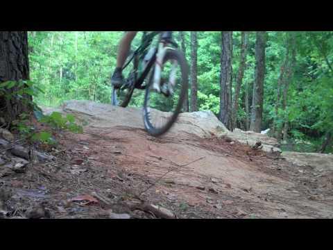 Harbins Park Mountain Bike Trail Review