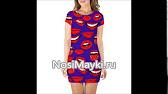 купить платье в стиле стиляги спб - YouTube