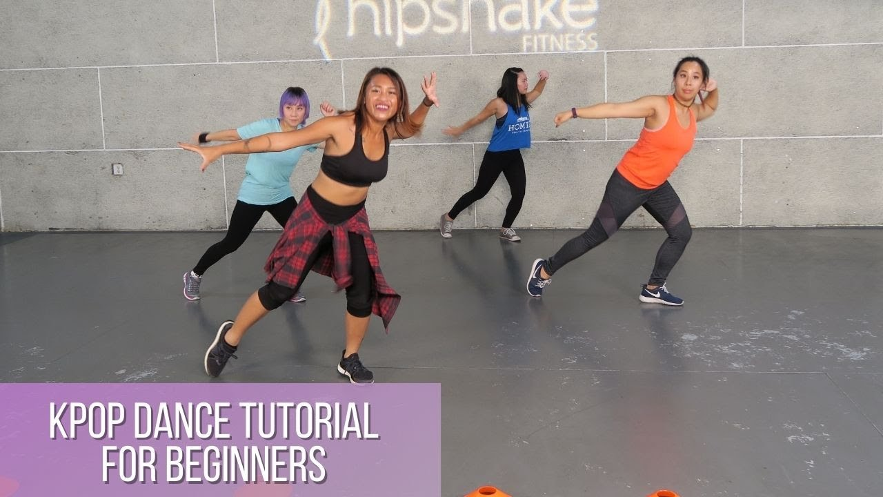 Kpop Dance Tutorial For Beginners Easy To Learn In 5 Mins Youtube