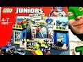 LEGO Juniors Batman Verteidigung der Bathöhle Set 10672 |Review MP3