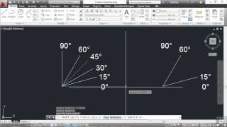 AutoCAD 2013 Tutorial | Rotating Objects | InfiniteSkills