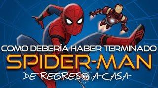 Como Spiderman: De Regreso a Casa Debería Haber Terminado thumbnail