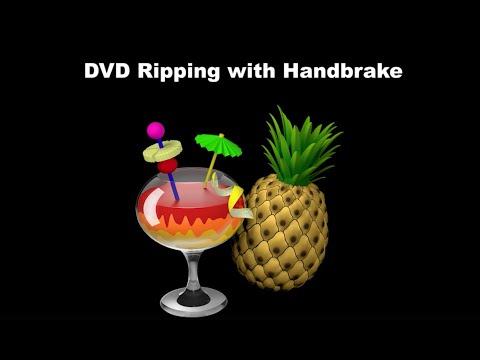 DVD Ripping With Handbrake V1.3.1 (2020)