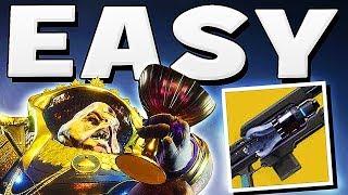 Destiny 2 - LAST RAID BOSS EASY STRATEGY INSANE DAMAGE !!!