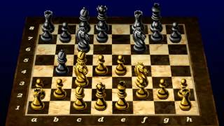 Power Chess 98 Ruger v Gebhard