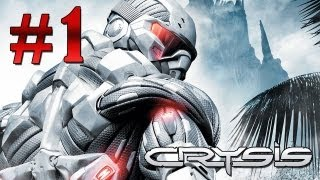 Crysis Gameplay/ Detonado Parte #1 [PT-BR]