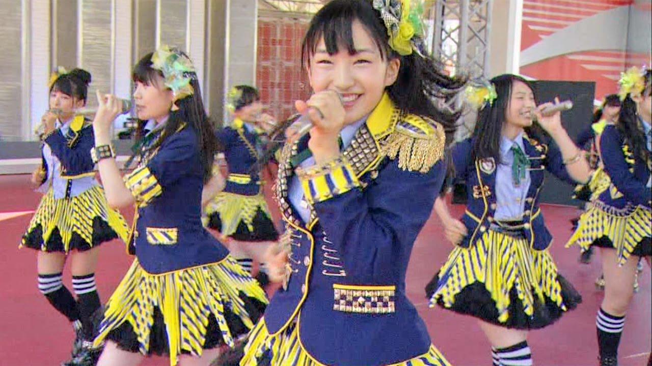 【Full HD】 HKT48 君のことが好きやけん (2013.08.28 LIVE) 2/9