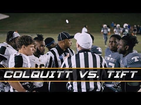 Packer Football Highlights vs. Tift | High School Football Highlights