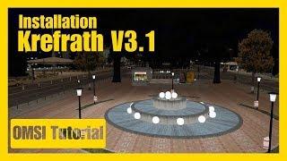Installationsanleitung Omsi Map Krefrath V3.1