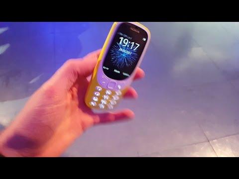 Nokia 3310 2017 : DropTest