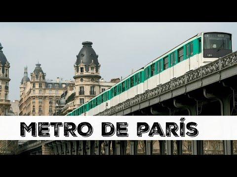 Como usar el metro en PARIS? / Una Mexicana en Paris