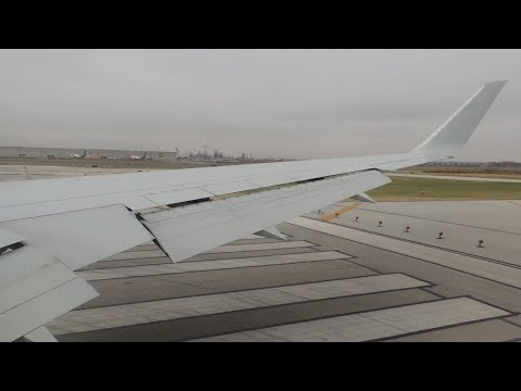 American Airlines Boeing 767-300ER [N379AA] Push Back, Start Up, And Takeoff From PHL