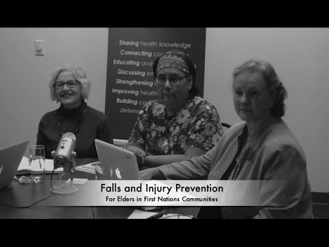 Falls and Injury Prevention for Elders 2015 11 05