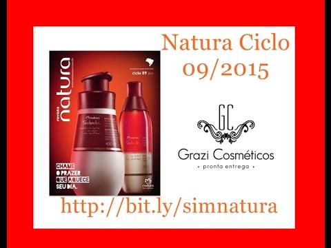 Revista natura ciclo 09 2015 veja seu cat logo natura for Catalogo bricoman 2015