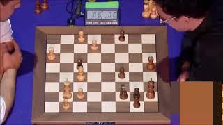 GM Carlsen (Norway) - GM Caruana (USA) 5m + PGN