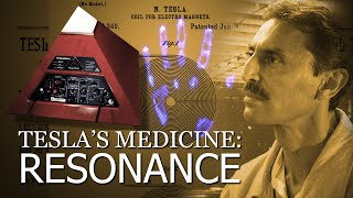 Nikola Tesla and his inventions for  Vibrational Medicine