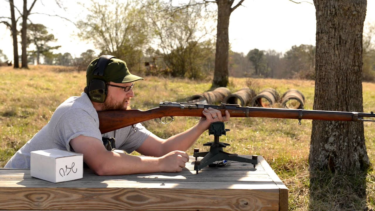 Mauser - Oberndorf, Germany Model 71/84 carbine, 11 mm, made in ...