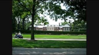 Grosse Pointe Michigan Mansions & Landmarks