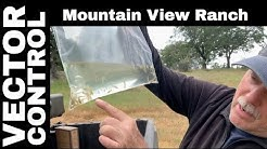 Mosquito Control on Mountain View Ranch