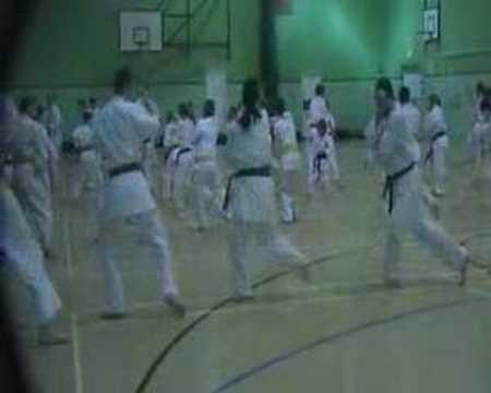 Karate Jutsu Kai / IBK - Kata